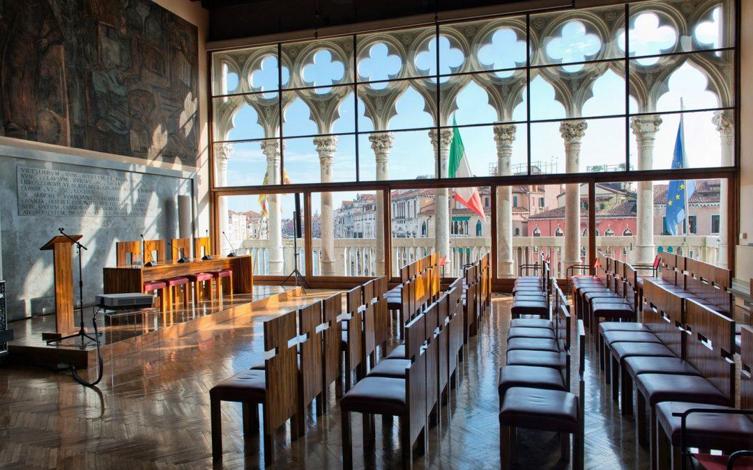 L'edificio con l'impatto ambientale più antico al mondo: l'Università Ca' Foscari.
